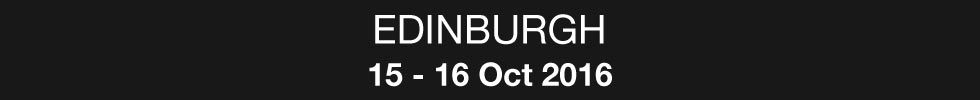 Homebuilding & Renovating Shows - Edinburgh 15-16 Oct 2016