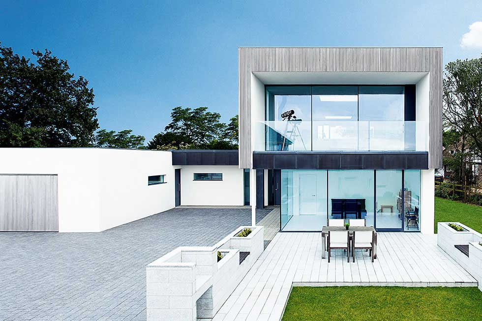 Self builds for every budget homebuilding renovating for Build a modern home for 200k