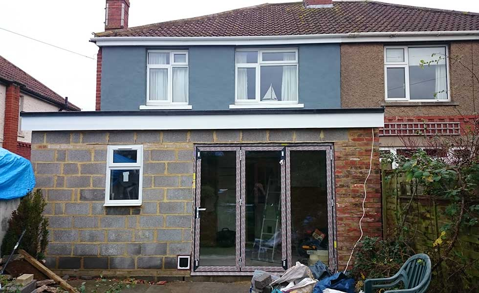 1930s kitchen extension homebuilding renovating for Design my own home extension