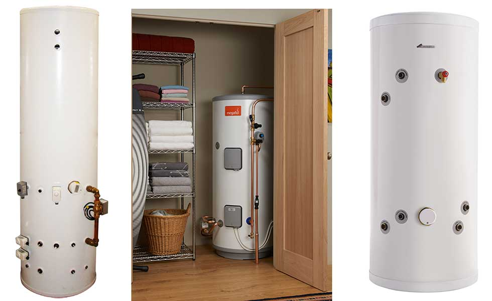 Hot Water Storage The Options Homebuilding Amp Renovating