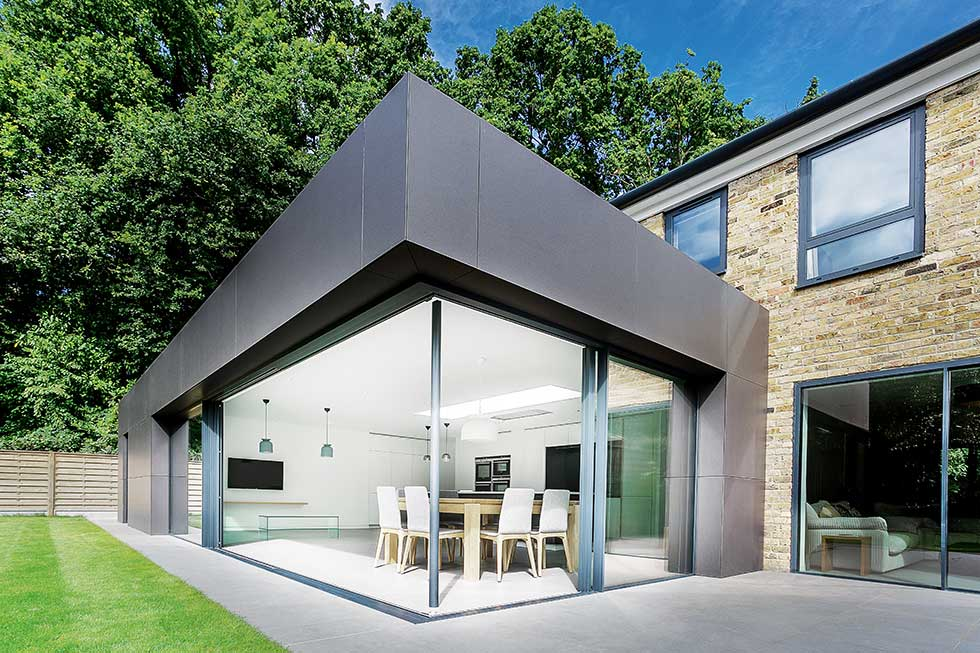 Extension To A Hampshire Home Homebuilding Amp Renovating