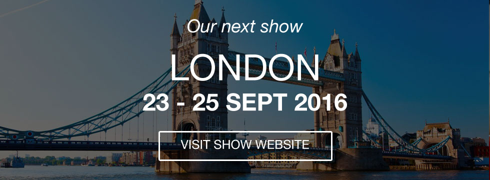 London Homebuilding and Renovating Show 2016