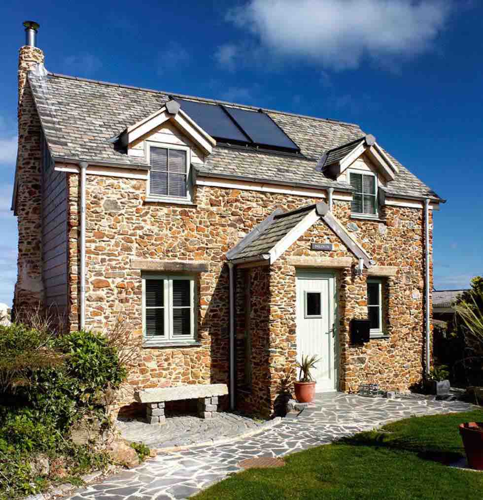 15 small homes under 100m homebuilding renovating for Cottage homes to build