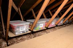 loft ledge eaves