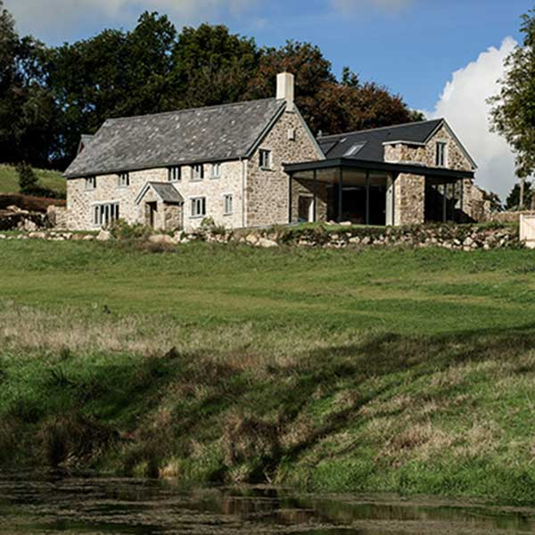 Roof Cost Calculator >> A Glass Extension to a 17th Century Farmhouse   Homebuilding & Renovating