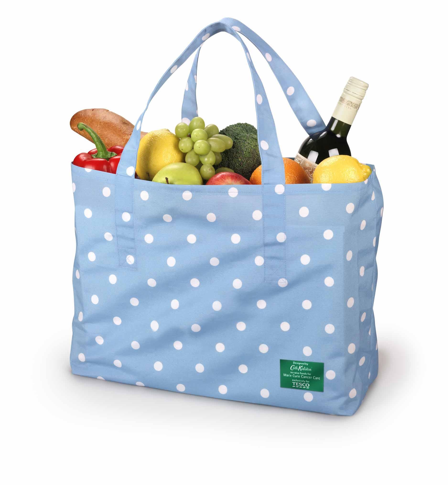 Kidston and Tesco launch eco shopping bag