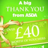 asda rewards loyalty with vouchers marketing week. Black Bedroom Furniture Sets. Home Design Ideas