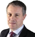 ED STUART-BROWN, HEAD OF PROTECTION, FRIENDS PROVIDENT