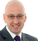 Stephen Mitcham, Chief executive, Cambridge building society