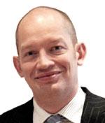 DAVID SHEPPARD, MANAGING DIRECTOR, PERCEPTION FINANCE