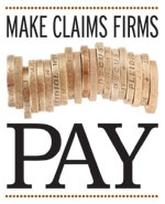 Make Claims Firms Pay