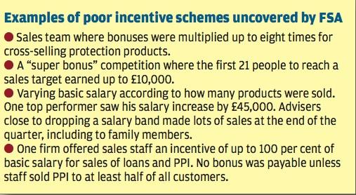 FSA incentives