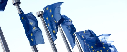 EU European Commission flags 440