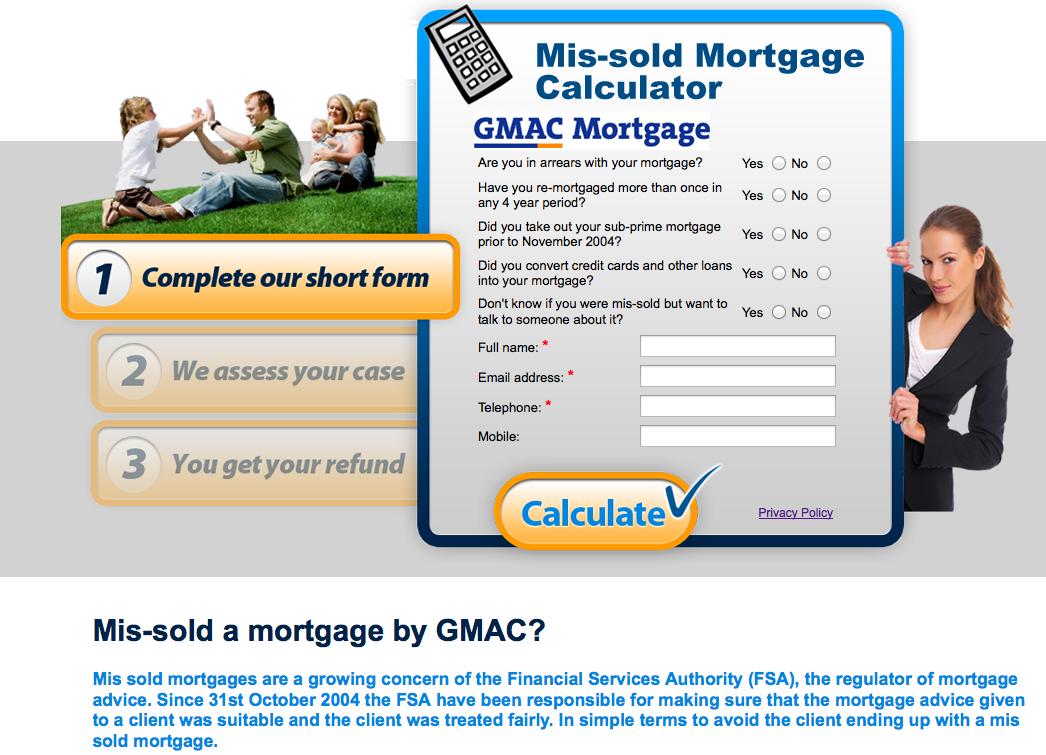 CMC hunts GMAC-RFC mortgage sales - Mortgage Strategy