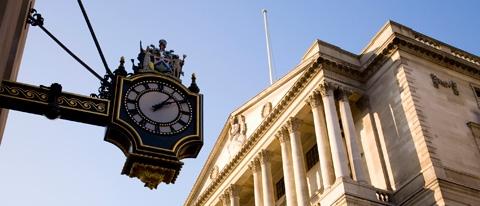 Bank of England BoE Bank 480