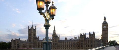 London UK Thames Parliament 480