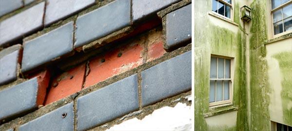 Maintaining Exterior Walls Period Living