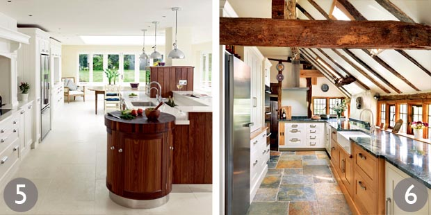 Aga Kitchen Design Uk plan your kitchen layout and design ideas - period living
