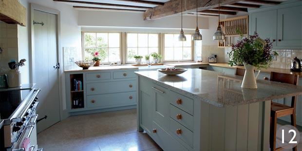 ... Kitchen Cabinets Ideas Period Kitchen Cabinets : Country Kitchen Designs    Period Living ...