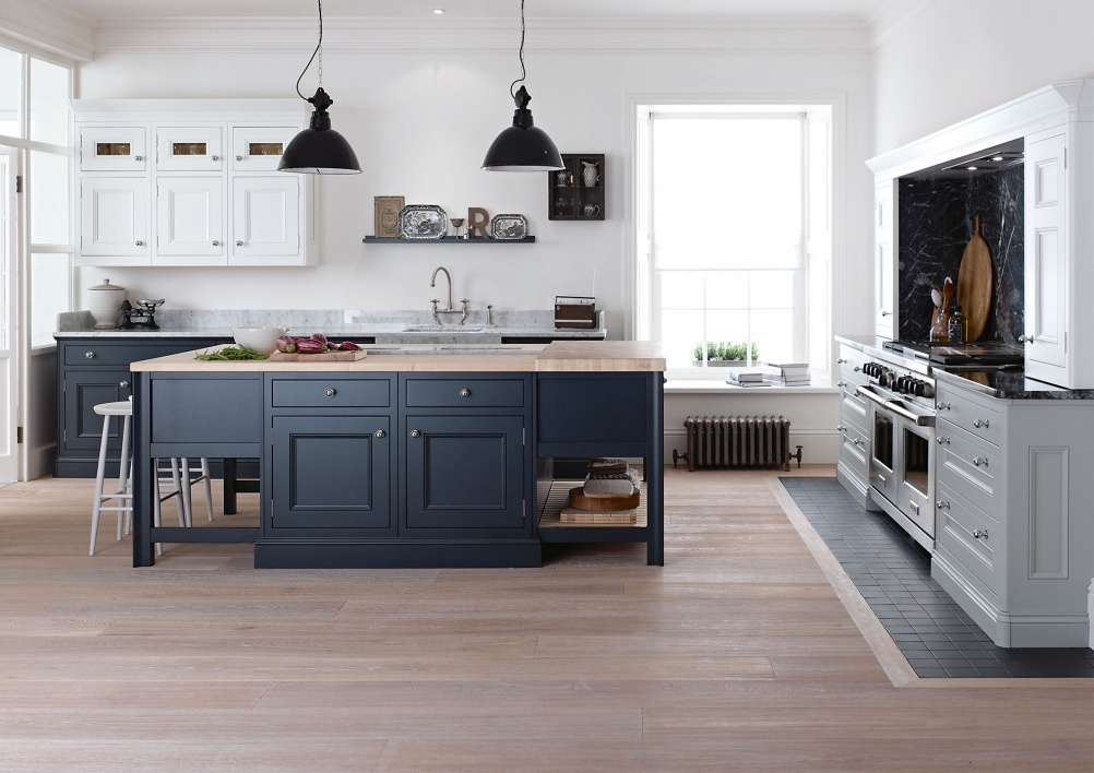 Guide To Painted Kitchens Period Living