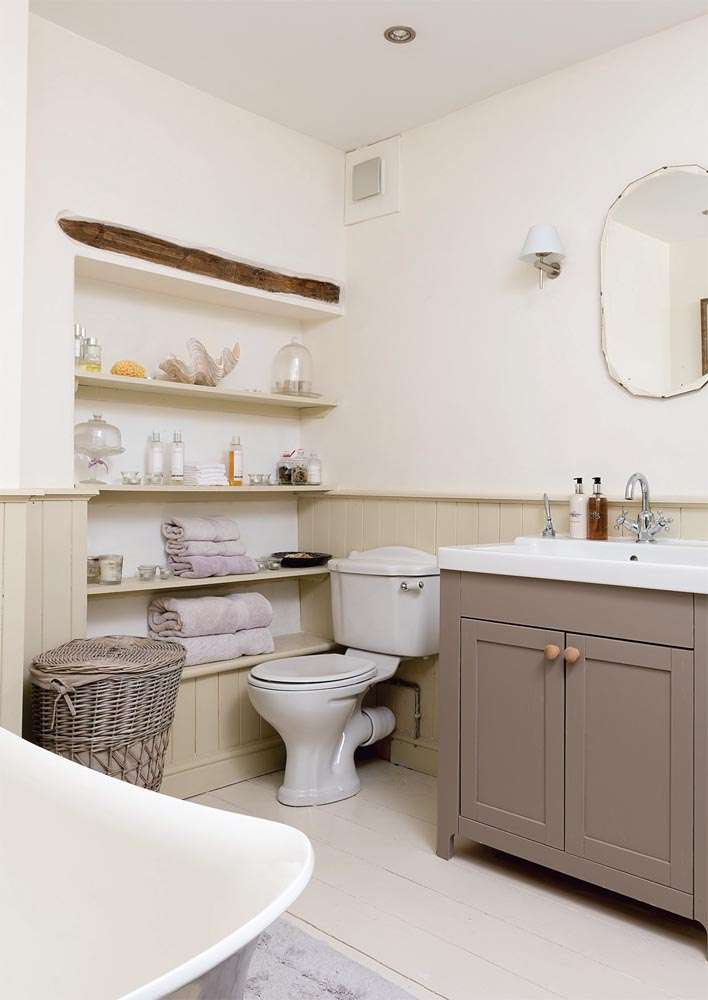 Restoring a yorkshire cottage period living for Bathroom design yorkshire