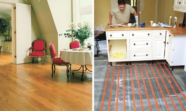 Underfloor Heating Best Tiles For Underfloor Heating