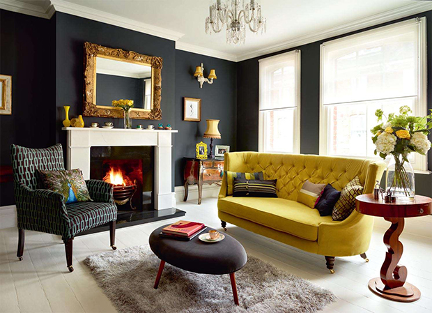 Award Winning Homes Period Living Below A Victorian Maisonette Took The  Title Of Best Apartment In