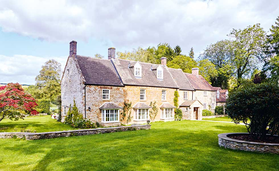 Cotswold farmhouse winner of readers' homes
