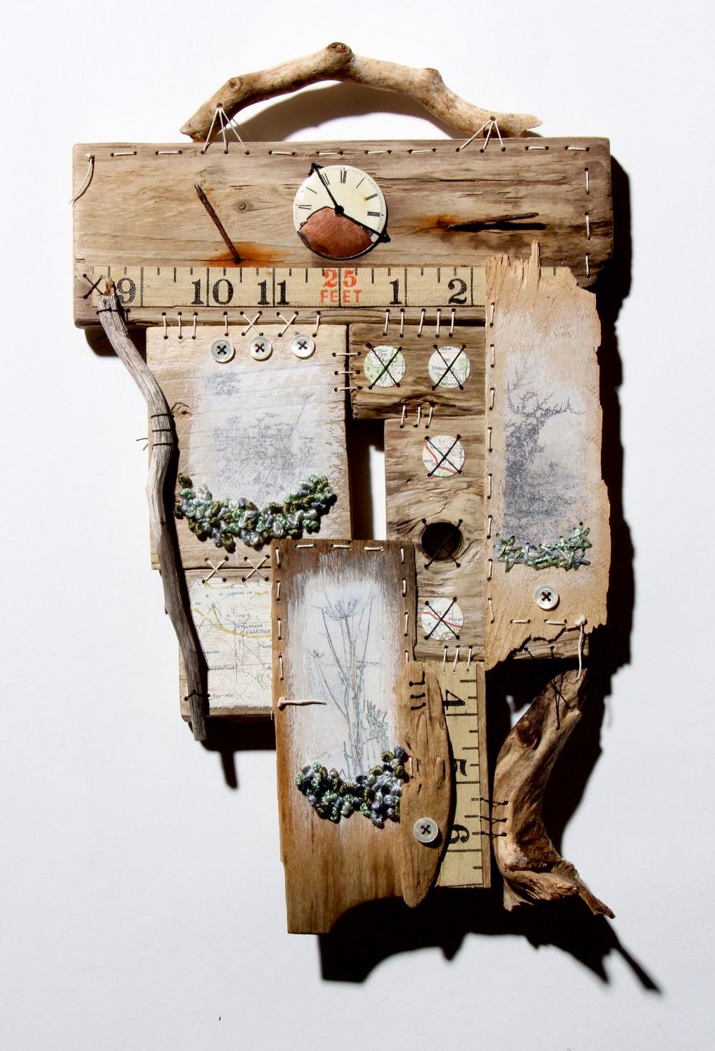 artwork driftwood paper