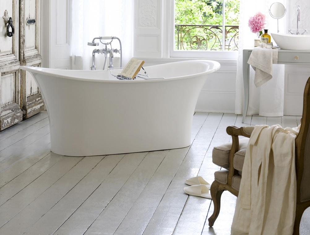 bath a bateau shaped piece crafted by victoria albert baths it is