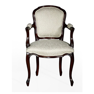 Egerton Carver dining chair from Oficina Inglesa