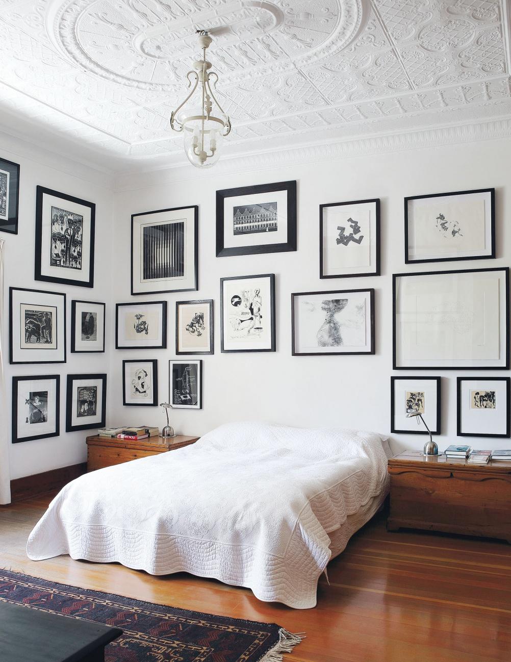 Monochrome Decorating Ideas Period Living