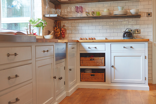 Shaker kitchen inspiration and styles period living for What is a shaker kitchen