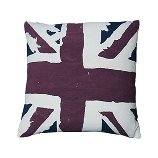 Union Jack cushion from Adventino