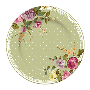 Katie Alice Highland Fling Stag collection plate from The English Table