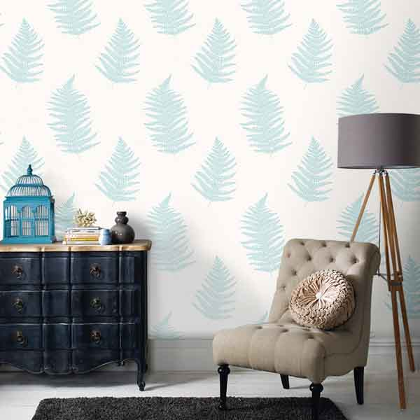 Verdant wallpaper from Superfresco Easy