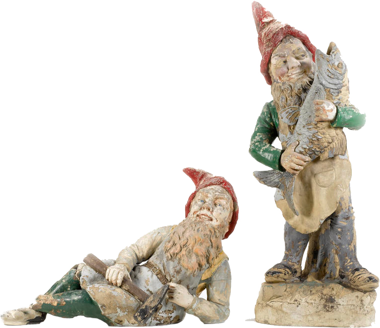 History of the garden gnome - Period Living