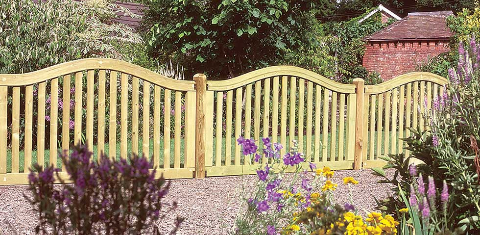 Garden fencing for period homes Period Living