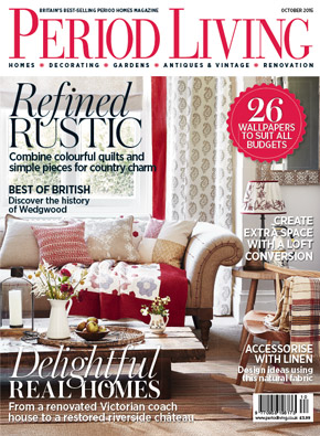 Terrific Subscribe To Period Living Magazine Period Living Largest Home Design Picture Inspirations Pitcheantrous