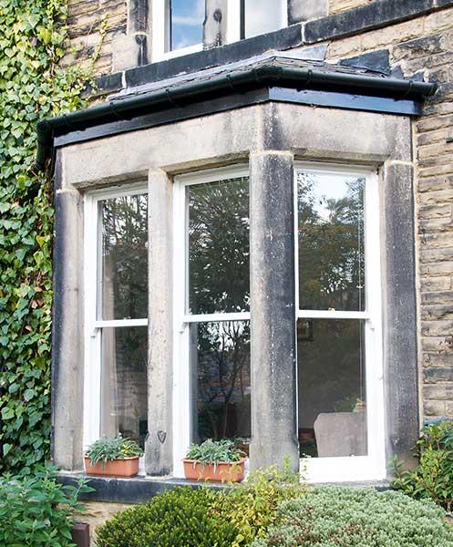 Ventrolla double-glazed sliding sash windows