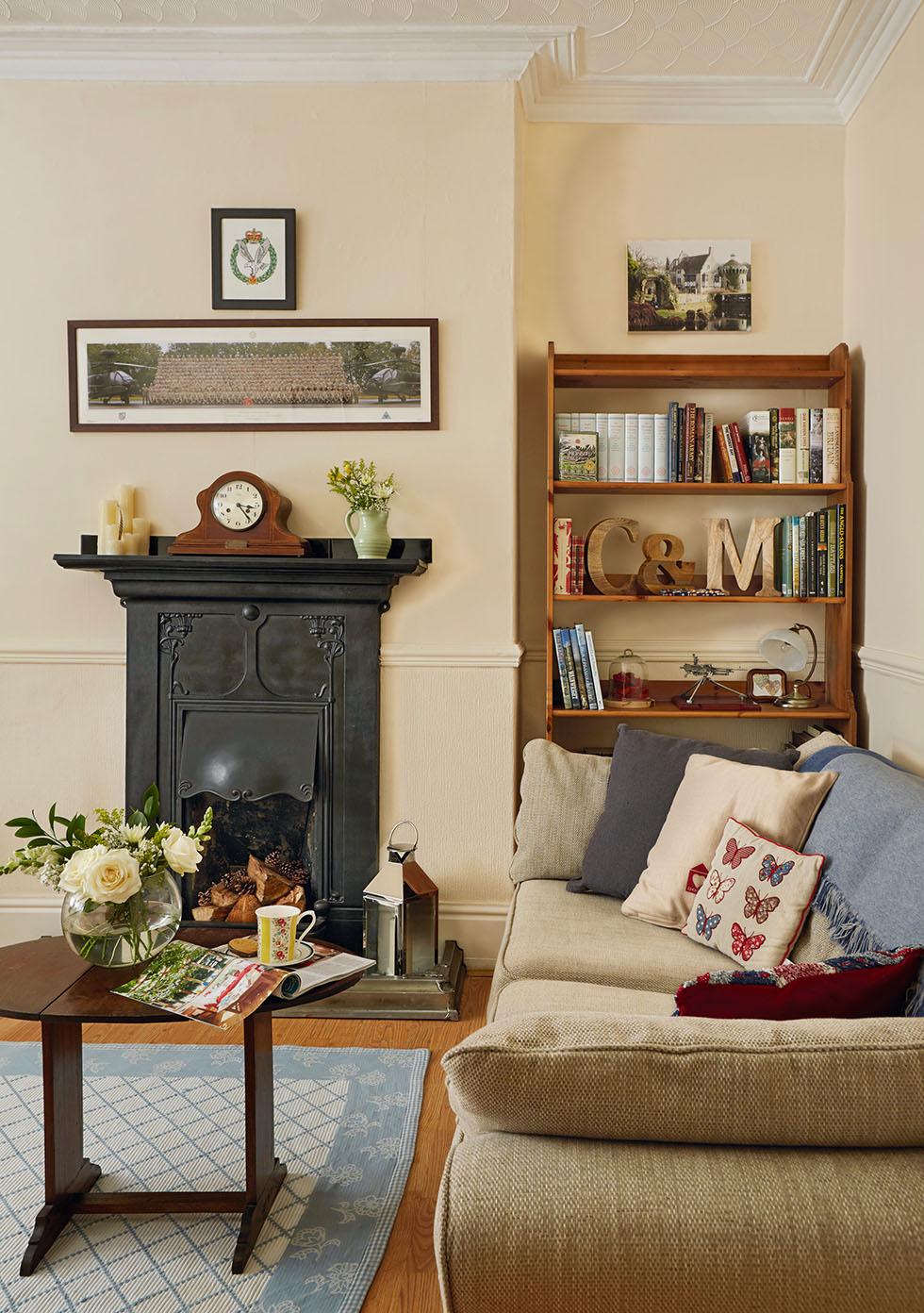 Prescott Davies Living Room