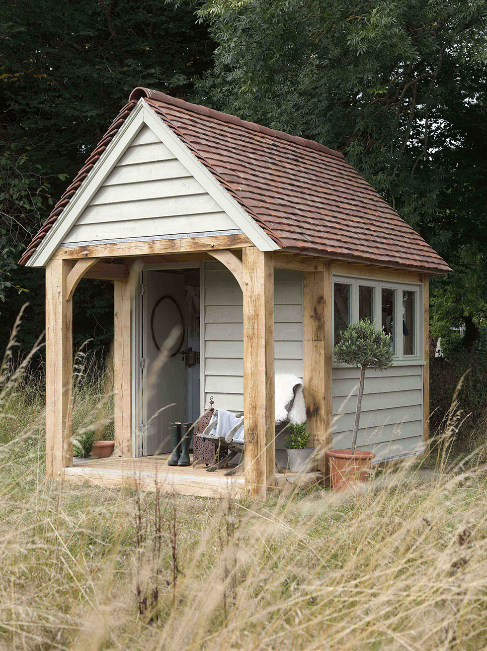 How to choose your garden shed period living for Garden shed designs uk