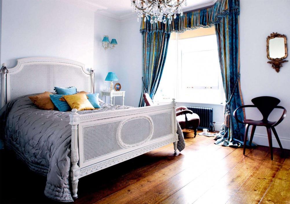 Blue Victorian Bedroom blue victorian bedroom - magiel