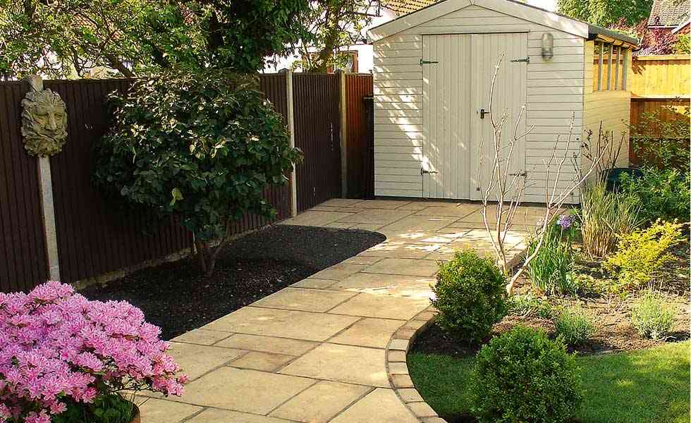Wickes Coach House Cotswold Paving stones