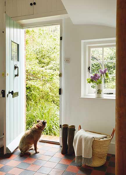 Farmworker 39 S Cottage With A Retro Interior Period Living