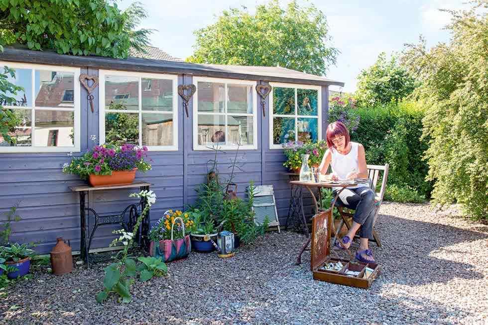 stitchers studio garden rooms