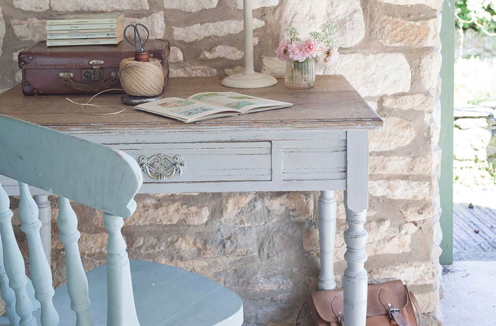 How To Create Vintage Paint Effects Period Living