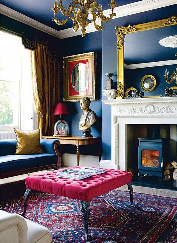 9 Incredibly Colourful Period Homes Period Living
