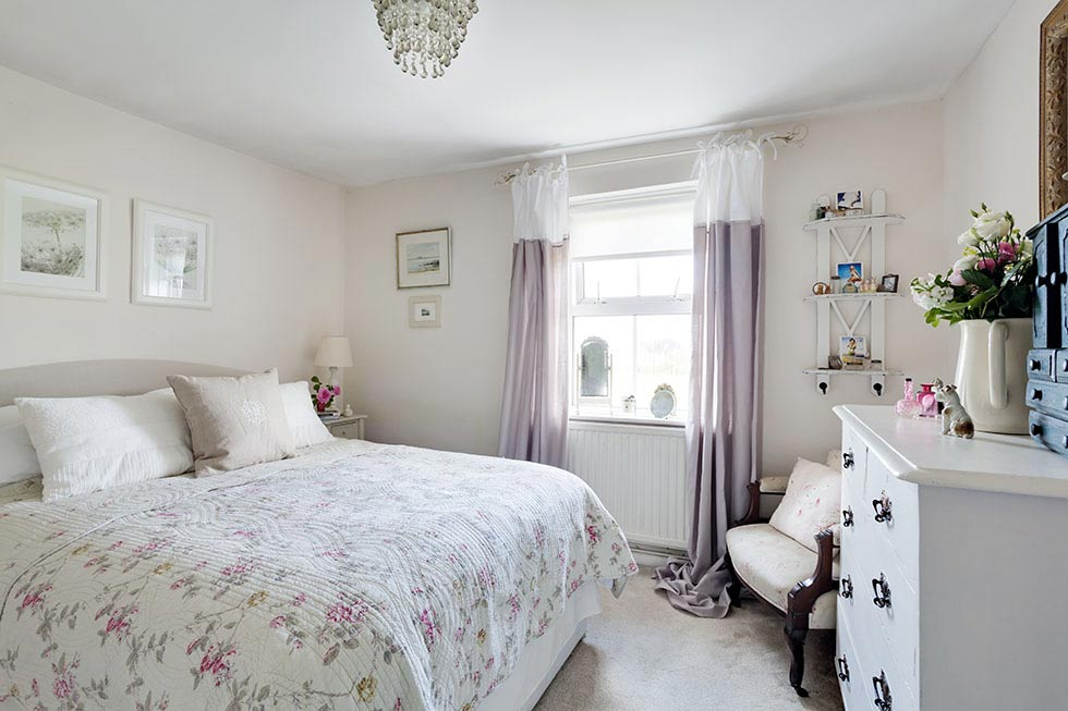 Shabby and charme un affascinante country home nel kent for Master suite nel seminterrato
