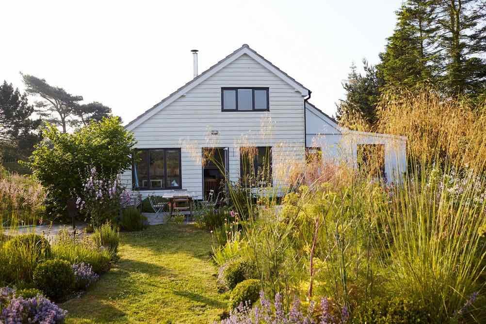 coastal 1930s weatherboarded cottage